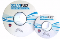 BRITISH MADE<BR>OCEANFLEX® ***TINNED*** Copper cored cabling 25.00mm2 (#4 AWG) ALT/CABLECM25.0